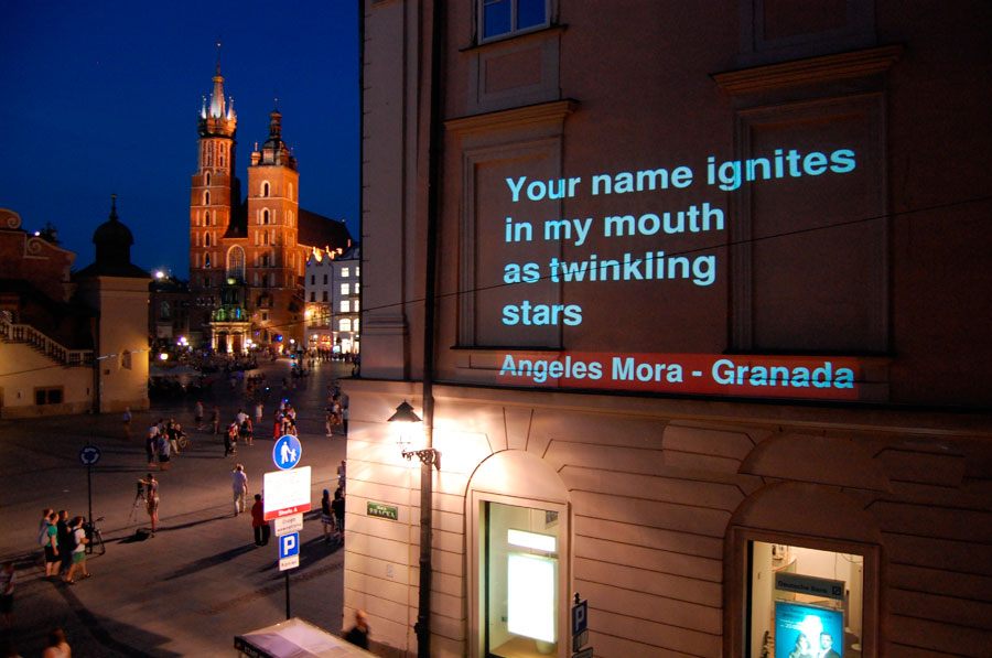 Multipoetry Cracovia
